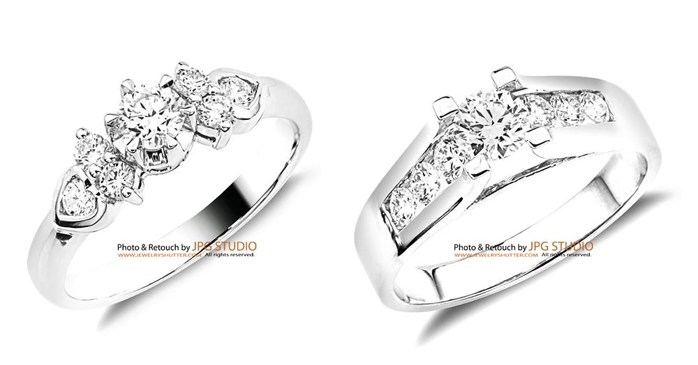 Diamond ring 14
