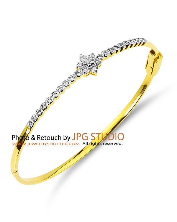 diamond bangle 22