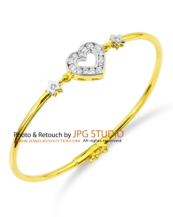diamond bangle 44