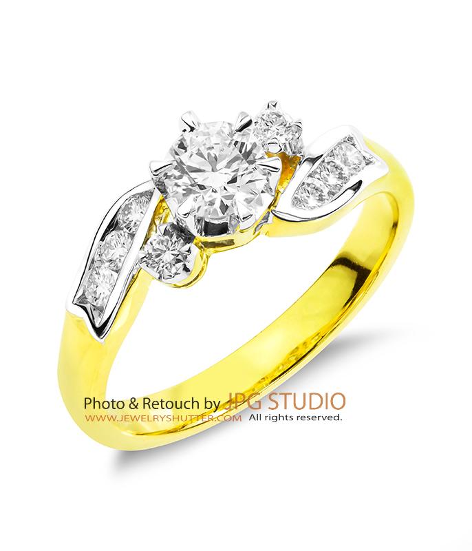 diamond gold ring 1