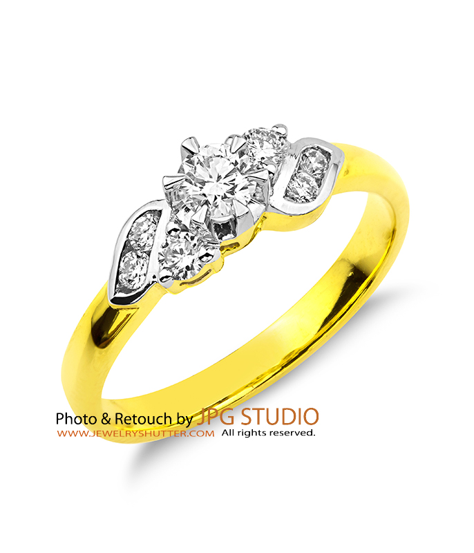 diamond gold ring 4