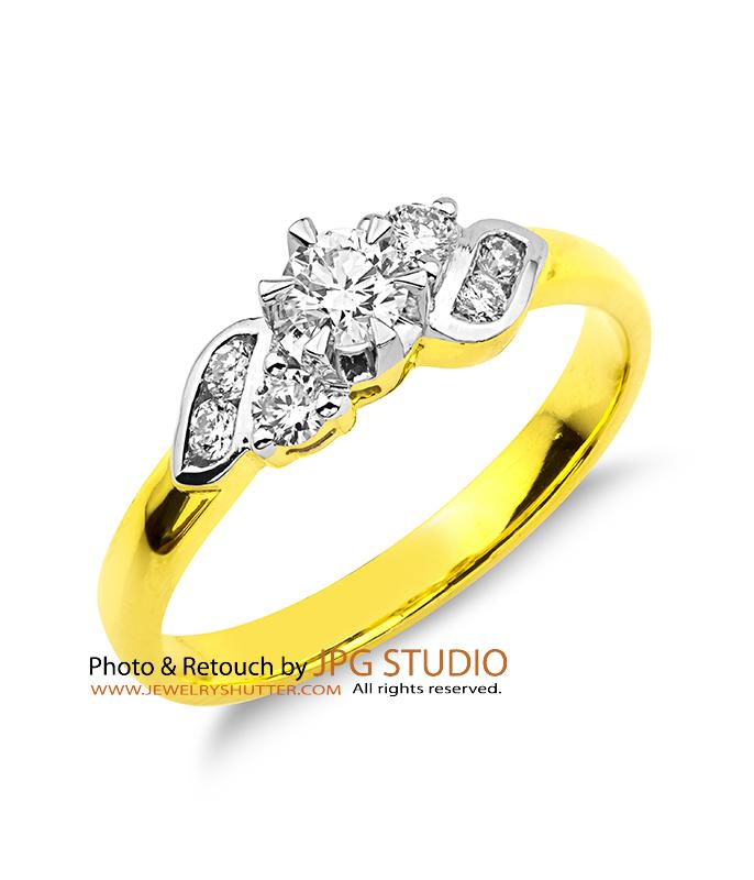 diamond gold ring 4