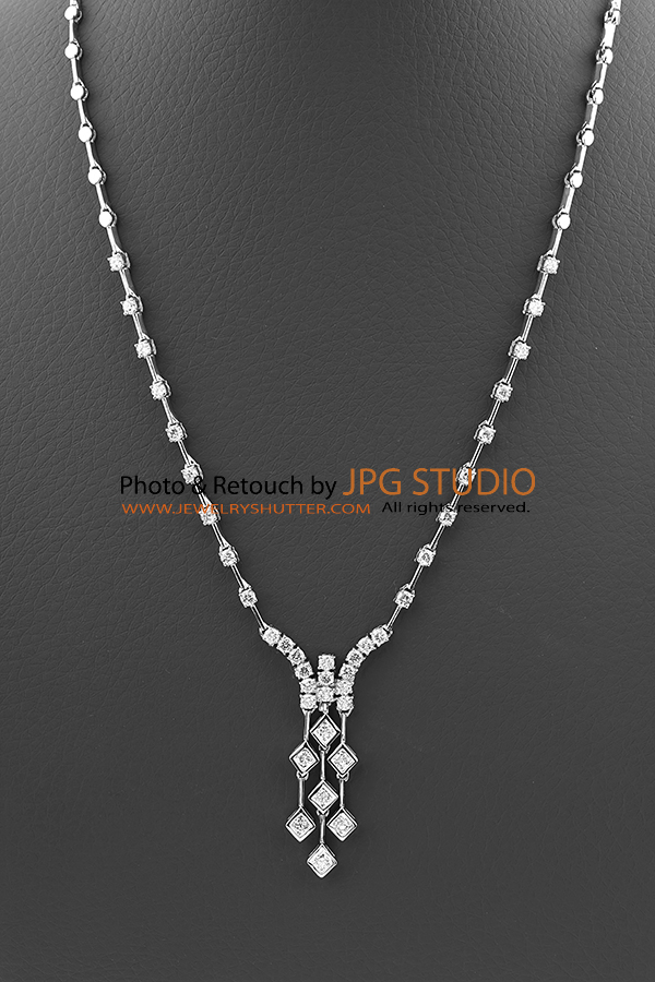 diamond necklace 1-1