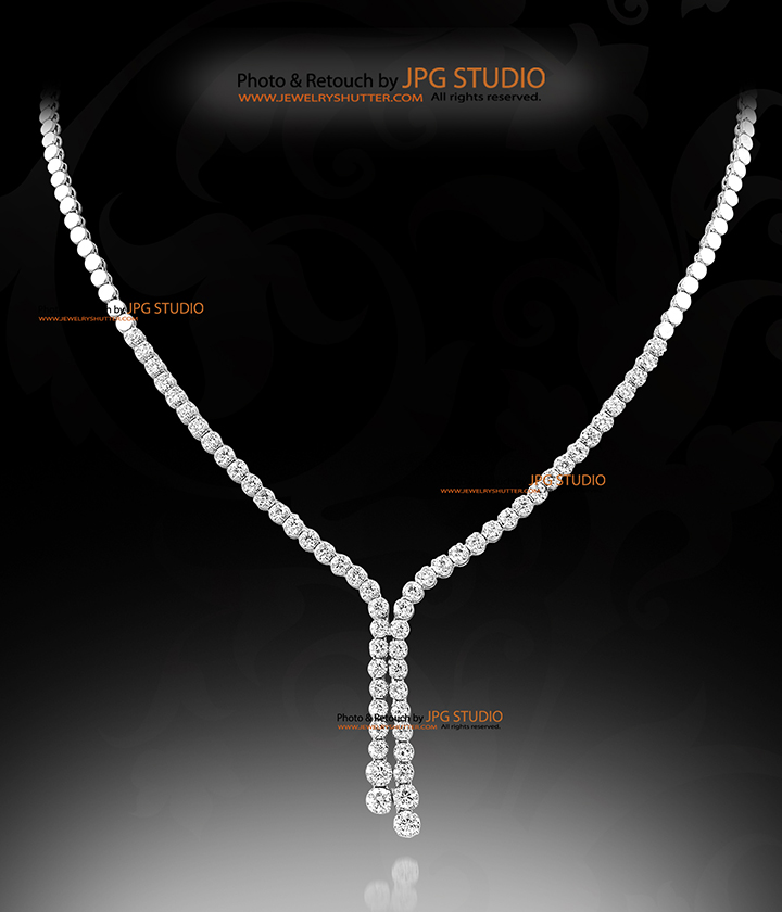 diamond necklace 7